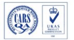 BGS car repairs Winnersh, Reading has earned the CARSQA BS 10125 certification